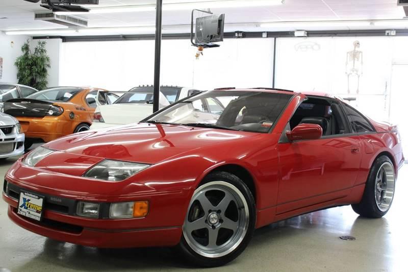 1990 Nissan 300zx Gs Dual Intakes Custom Exhaust Zr Wheels 5spd