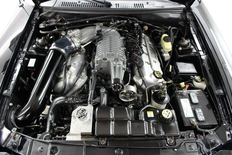 2003 Ford Mustang Svt Cobra SUPERCHARGED COUPE! COMP CAMS