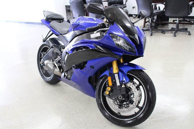 2012 Yamaha YZF-R6 for sale at Xtreme Motorwerks in Villa Park IL