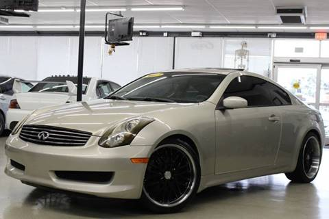2007 Infiniti G35 for sale at Xtreme Motorwerks in Villa Park IL
