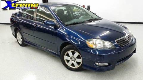 2006 Toyota Corolla for sale at Xtreme Motorwerks in Villa Park IL