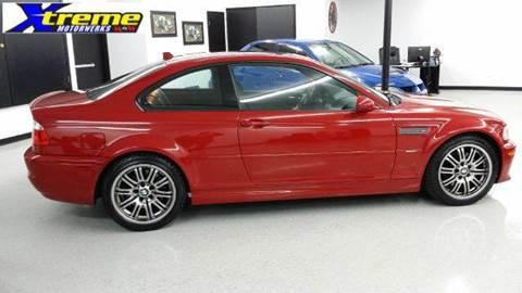 2006 BMW M3 for sale at Xtreme Motorwerks in Villa Park IL