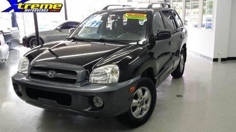 2006 Hyundai Santa Fe for sale at Xtreme Motorwerks in Villa Park IL