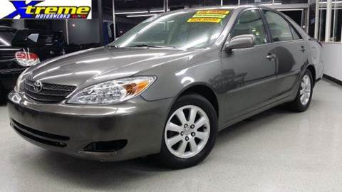 2003 Toyota Camry for sale at Xtreme Motorwerks in Villa Park IL