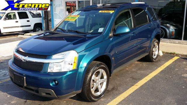 2007 Chevrolet Equinox for sale at Xtreme Motorwerks in Villa Park IL