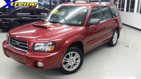 2004 Subaru Forester for sale at Xtreme Motorwerks in Villa Park IL