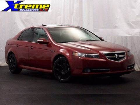 2007 Acura TL for sale at Xtreme Motorwerks in Villa Park IL
