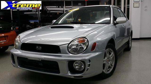 2002 Subaru Impreza WRX AWD! 100% STOCK! CARFAX CERTIFIED! 1 OWNER!