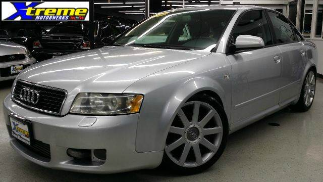 2004 Audi A4 for sale at Xtreme Motorwerks in Villa Park IL