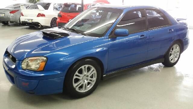 2004 Subaru Impreza Wrx Awd Tons Of Sti Upgrades Hks Exhaust