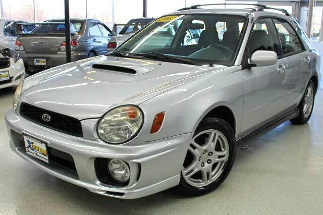 2002 Subaru Impreza WRX WAGON! LOW MILES! HARD TO FIND! 5 SPEED