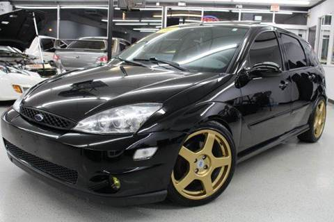 2004 Ford Focus SVT for sale at Xtreme Motorwerks in Villa Park IL