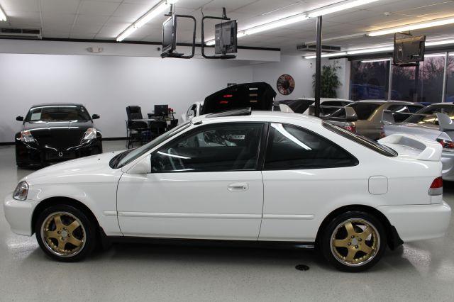 2000 Honda Civic EX! JACKSON RACING SUPERCHARGER! RARE