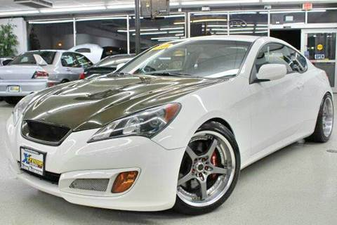 2010 Hyundai Genesis Coupe for sale at Xtreme Motorwerks in Villa Park IL