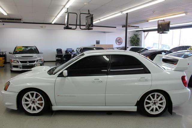2004 Subaru Impreza WRX STI! RARE ASPEN WHITE! COBB ACCESSPORT V3