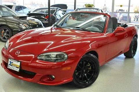2004 Mazda MAZDASPEED MX-5 for sale at Xtreme Motorwerks in Villa Park IL