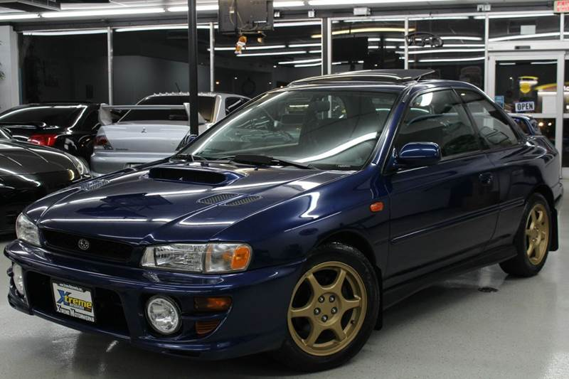 2000 Subaru Impreza 2 5 Rs Awd Coupe Carfax 1 Owner