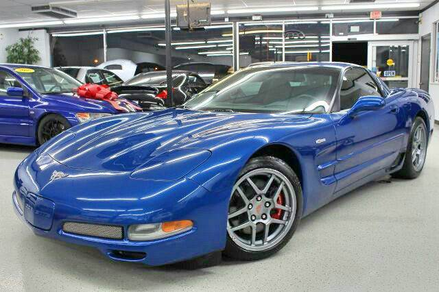2003 Chevrolet Corvette for sale at Xtreme Motorwerks in Villa Park IL