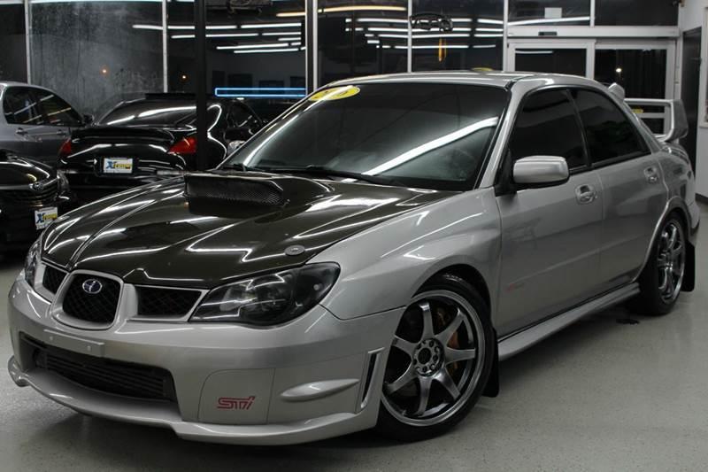 2006 Subaru Impreza WRX STI PERRIN FMIC KIT COBB INTAKE EXHAUST