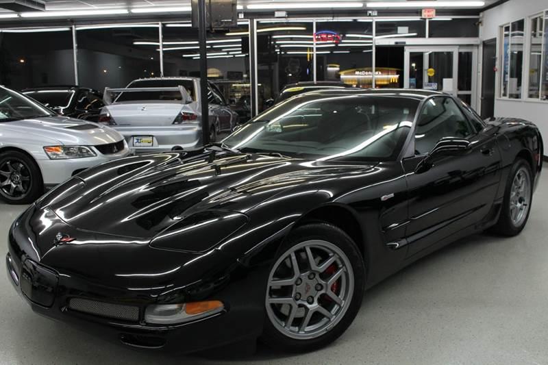 2002 Chevrolet Corvette for sale at Xtreme Motorwerks in Villa Park IL