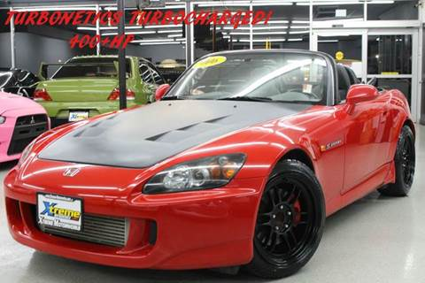 2006 Honda S2000 for sale at Xtreme Motorwerks in Villa Park IL