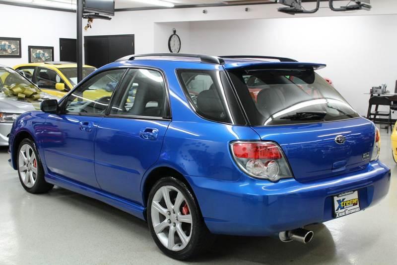 2006 Subaru Impreza Wrx Wagon Factory Original Roof