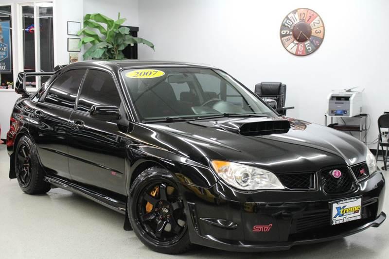 2007 Subaru Impreza WRX STI! FULLY BUILT+TUNED BY APM
