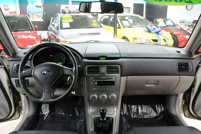 2005 Subaru Forester 2 5 XT! *CARFAX 1-OWNER*! FACTORY