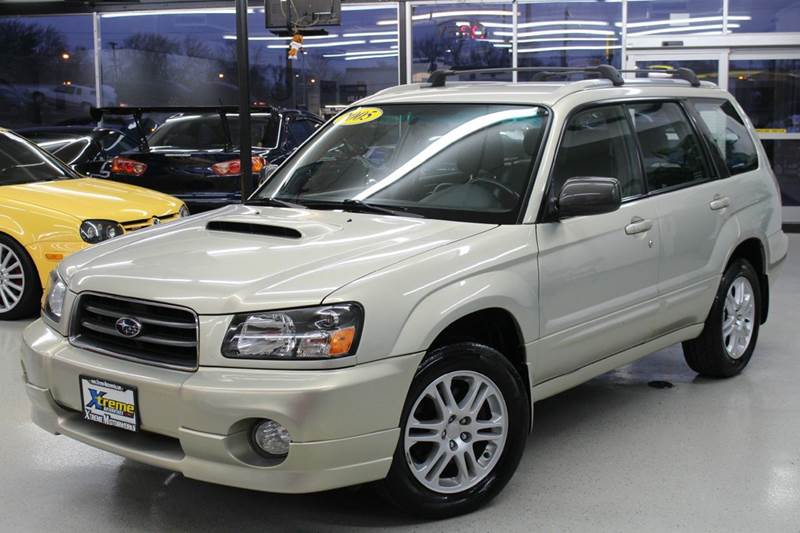 2005 subaru forester 2 5 xt carfax 1 owner factory original 5 rh xtreme motorwerks com 2011 subaru forester xt owner's manual 2015 subaru forester xt owner's manual