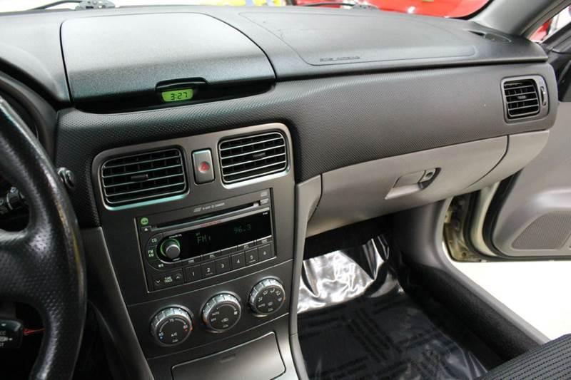 forester xt manual transmission for sale
