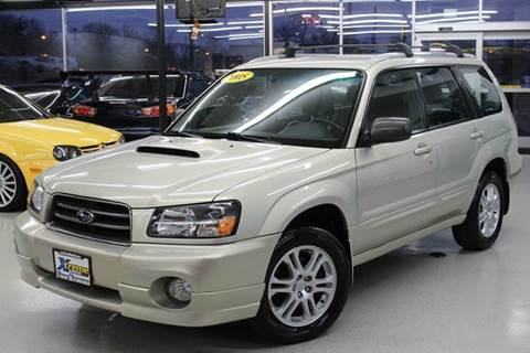 2005 Subaru Forester for sale at Xtreme Motorwerks in Villa Park IL