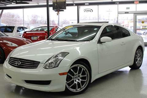 2006 Infiniti G35 for sale at Xtreme Motorwerks in Villa Park IL