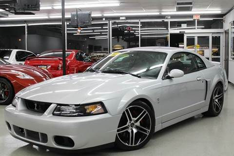 2003 Ford Mustang SVT Cobra for sale at Xtreme Motorwerks in Villa Park IL