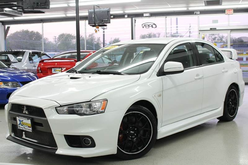 2008 Mitsubishi Lancer Evolution X Mr Carfax 1 Owner Aero