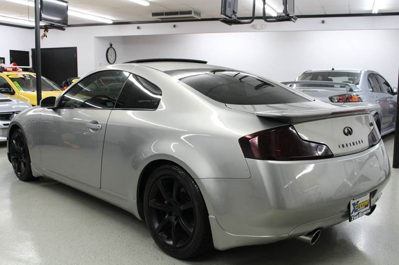 2004 Infiniti G35 Coupe Fully Loaded Stillen Intake Heated