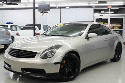 2004 Infiniti G35 for sale at Xtreme Motorwerks in Villa Park IL
