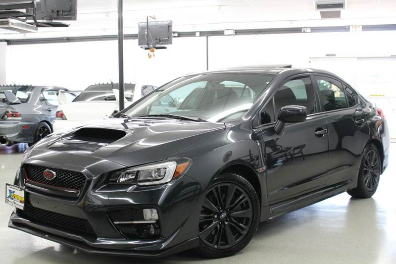 2015 subaru wrx limited cvt carfax 1 owner tuned by apm cobb