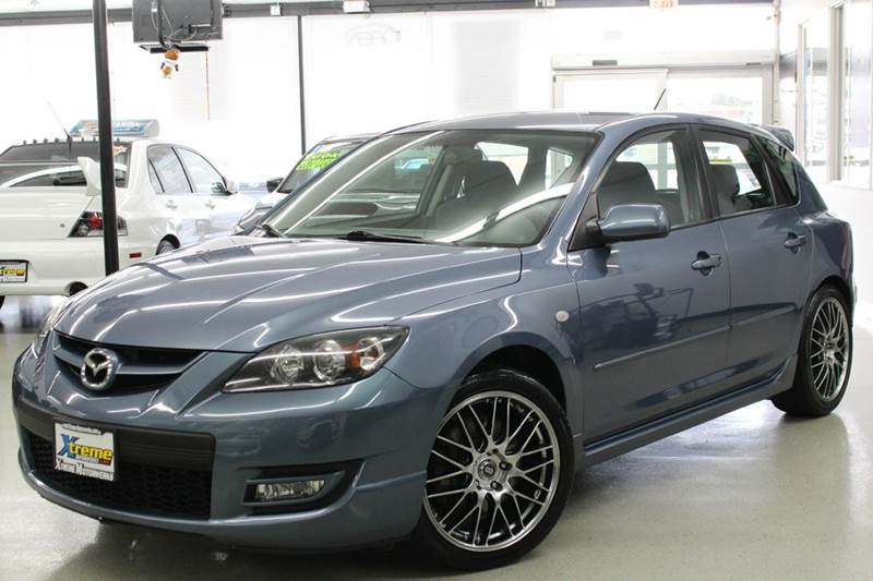2008 Mazda Mazdaspeed3 SPORT! STOCK/UNMODIFIED! 6-CD CHANGER