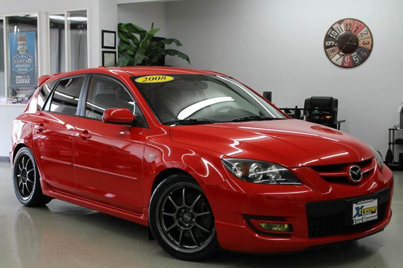 2008 Mazda Mazdaspeed3 SPORT! *CARFAX 1-OWNER*! TUNED BY P ...