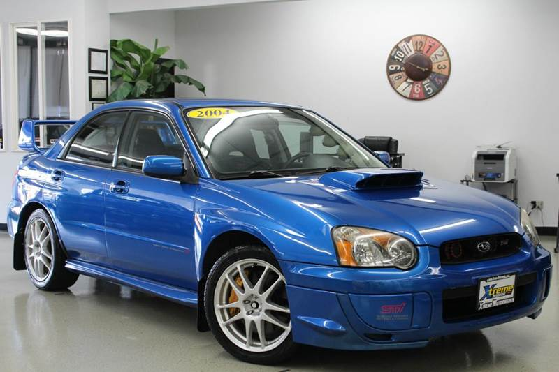 2004 Subaru Impreza WRX STI! K&N INTAKE! HKS EXHAUST