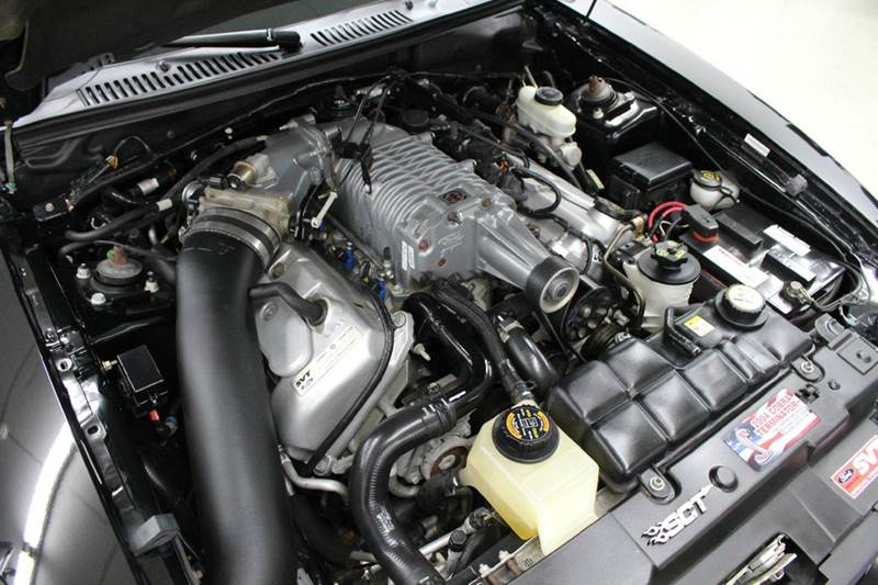 Terminator Mustang Exhaust