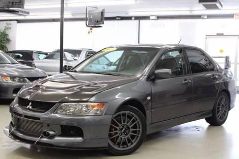 2006 Mitsubishi Lancer Evolution – SpiderCars