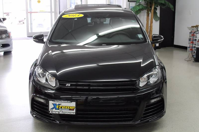 2013 Volkswagen Golf R AWD! APR STAGE 2-PLUS! 351AWHP