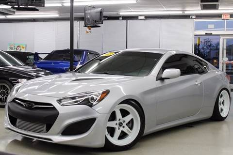 2013 Hyundai Genesis Coupe for sale at Xtreme Motorwerks in Villa Park IL