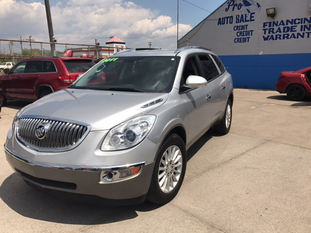 at park lincoln auto mi sale in inc for buick details enclave pro inventory