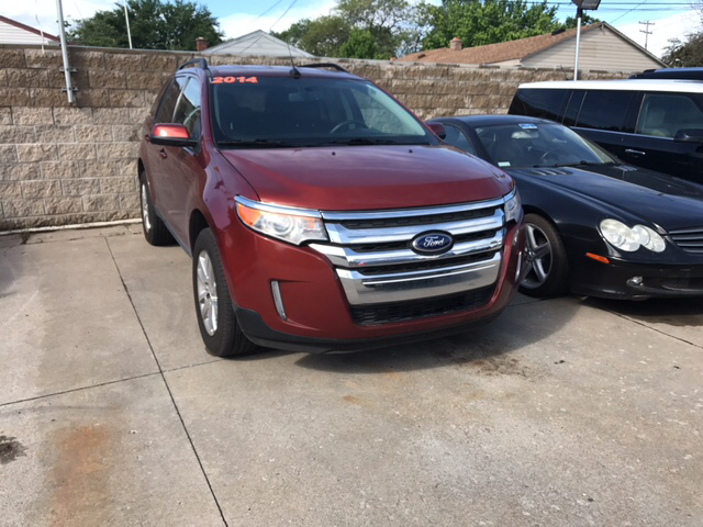 Ford Edge For Sale At Pro Auto Sale Inc In Lincoln Park Mi