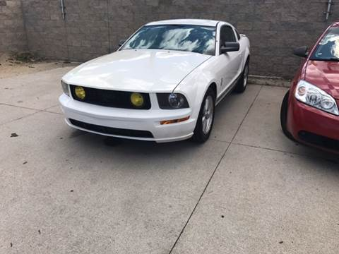 2007 Ford Mustang for sale in Lincoln Park, MI