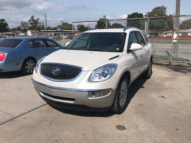 owned leather enclave oh in suv for buick pre htm sale or carey used