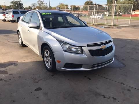 2011 Chevrolet Cruze for sale in Lincoln Park, MI