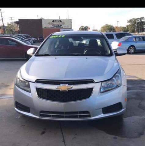 Chevrolet Cruze LT Fleet In Lincoln Park MI Pro Auto Sale Inc - Chevrolet lincoln